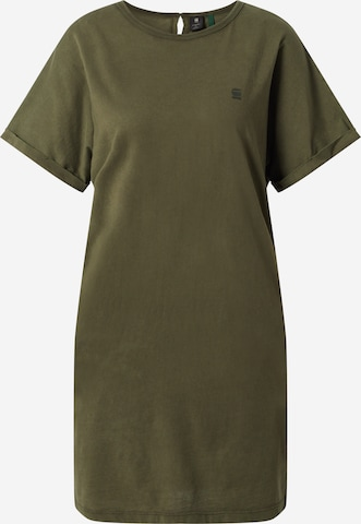 G-Star RAW Kleit 'Joosa', värv roheline