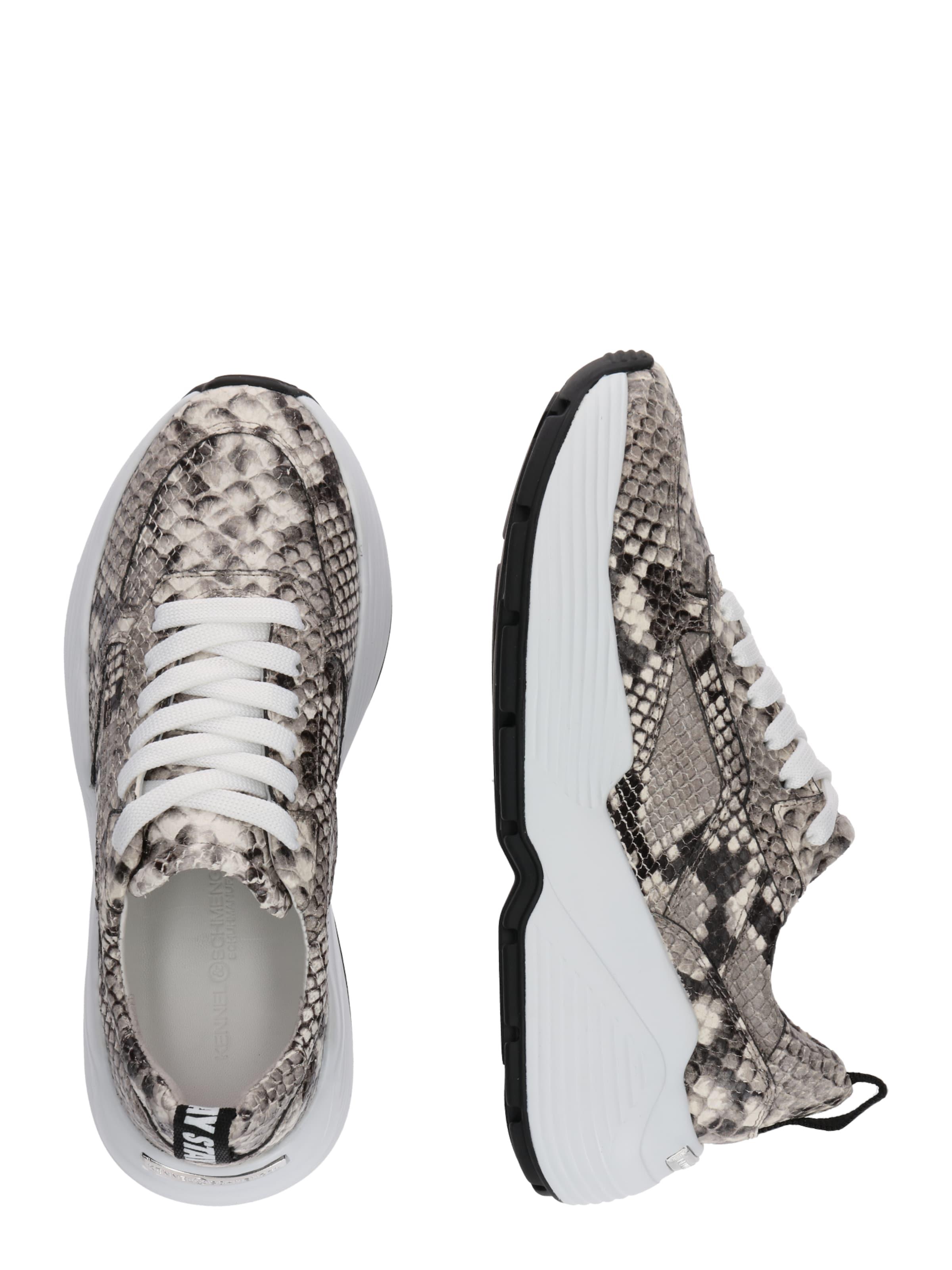 Grau Schmenger In 'yuko' Kennelamp; Sneaker Yb76ygf