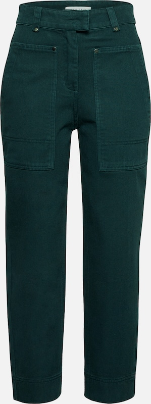 'gillian' Edited In 'gillian' Edited Jeans Groen In Jeans f7byY6g