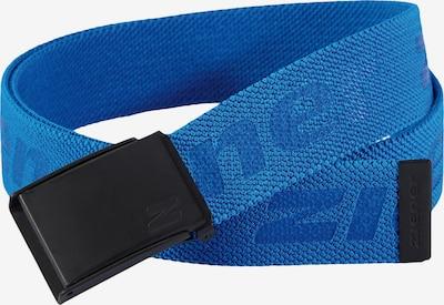 ZIENER Sports Belt 'Jerke' in Blue, Item view