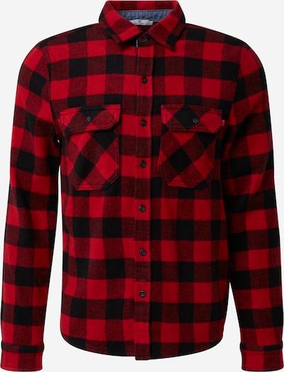 LTB Koszula 'TINY' w kolorze czerwony / czarnym, Podgląd produktu