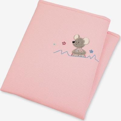 STERNTALER Kocyk dla niemowlaka 'Mabel' w kolorze mieszane kolory / różowym, Podgląd produktu