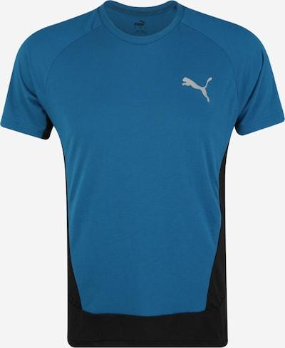 PUMA Funkcionalna majica | modra / nočno modra barva, Prikaz izdelka