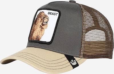 GOORIN Bros. Cap 'Beast Affair' in beige / grau, Produktansicht