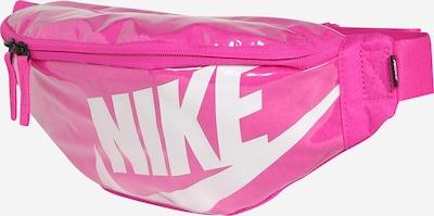 Borsetă 'Heritage' Nike Sportswear pe roz / alb, Vizualizare produs