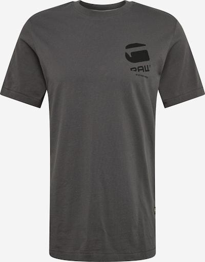 G-Star RAW Shirt in de kleur Grijs, Productweergave