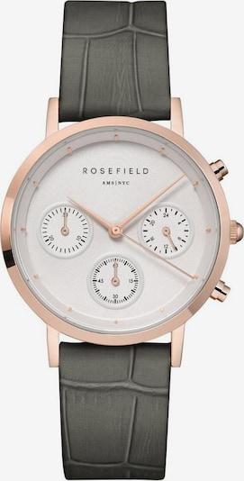 ROSEFIELD Uhr in schwarz, Produktansicht
