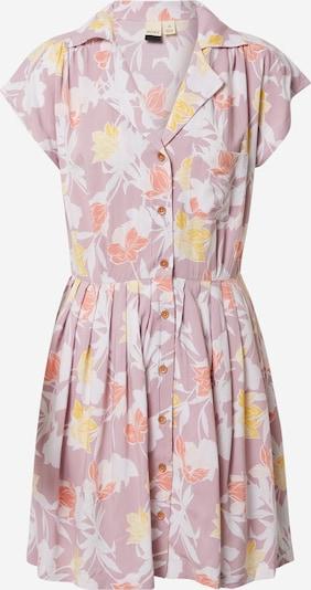 Vasarinė suknelė 'Sunny Days Ahead' iš ROXY , spalva - šviesiai geltona / purpurinė / rožių spalva, Prekių apžvalga