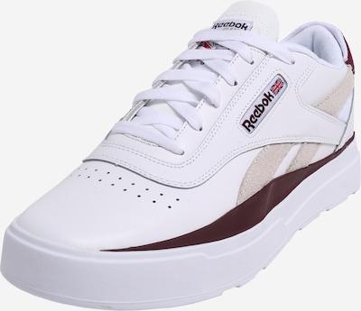 Reebok Classic Sneaker 'LEGACY COURT' in rosé / bordeaux / weiß, Produktansicht