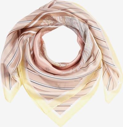 s.Oliver BLACK LABEL Tuch in mischfarben / pink, Produktansicht
