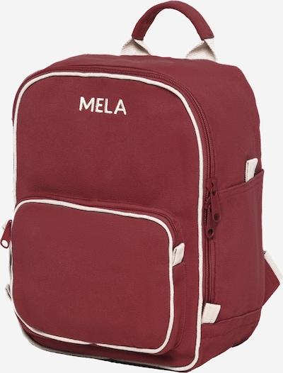 MELAWEAR Mochila 'MELA II Mini ' en beige / borgoña, Vista del producto