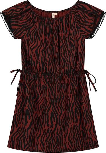 Shiwi Kleid 'havana' in rot / schwarz, Produktansicht