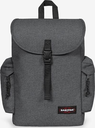 EASTPAK Rucksack in dunkelgrau / schwarz, Produktansicht