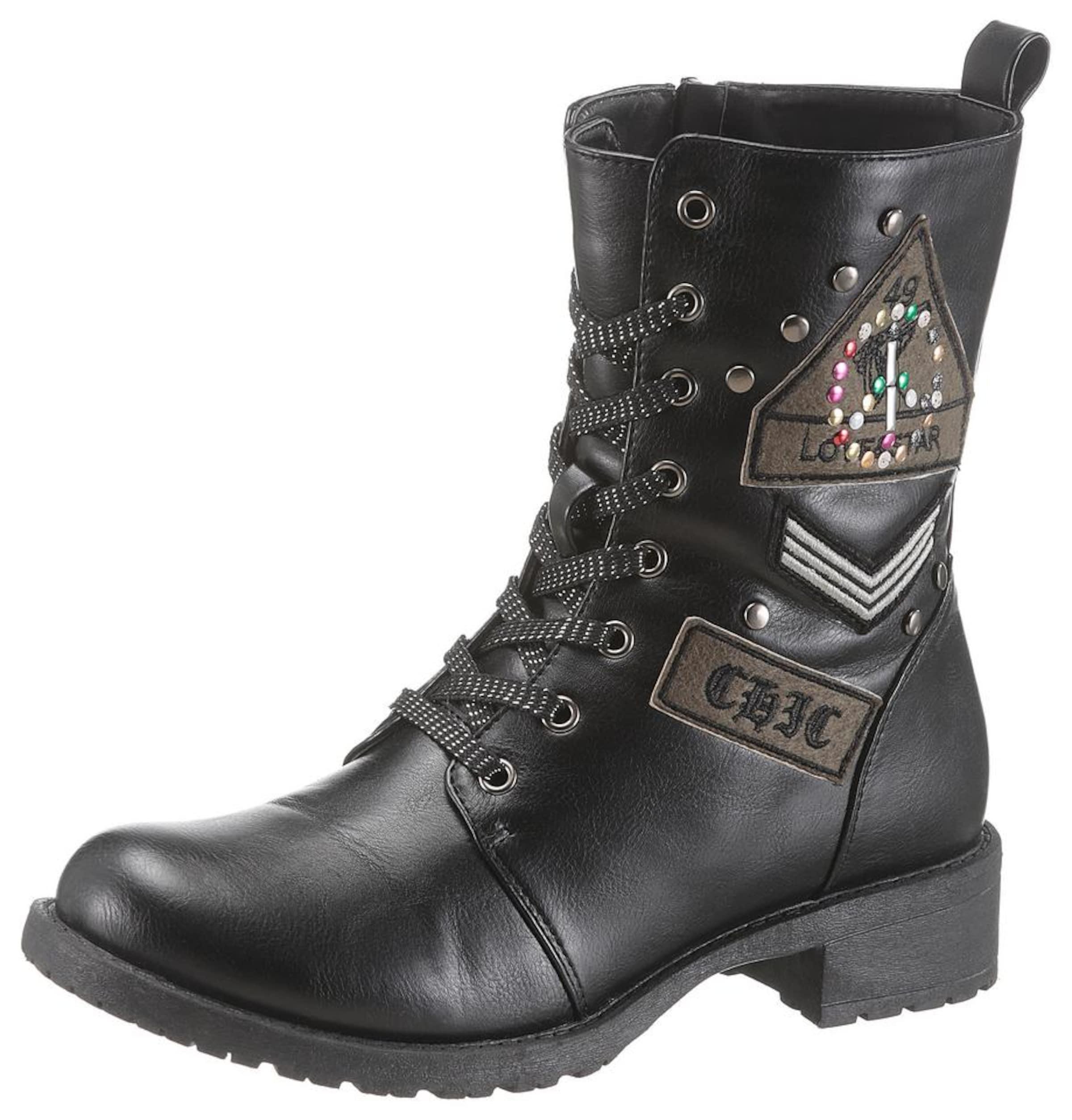 CITY WALK Schnürstiefelette Günstige und langlebige Schuhe