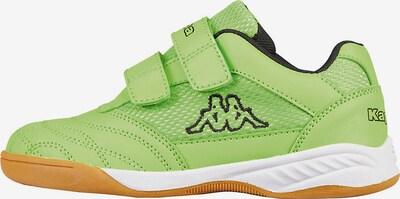KAPPA Sneaker 'Kickoff' in hellgrün, Produktansicht