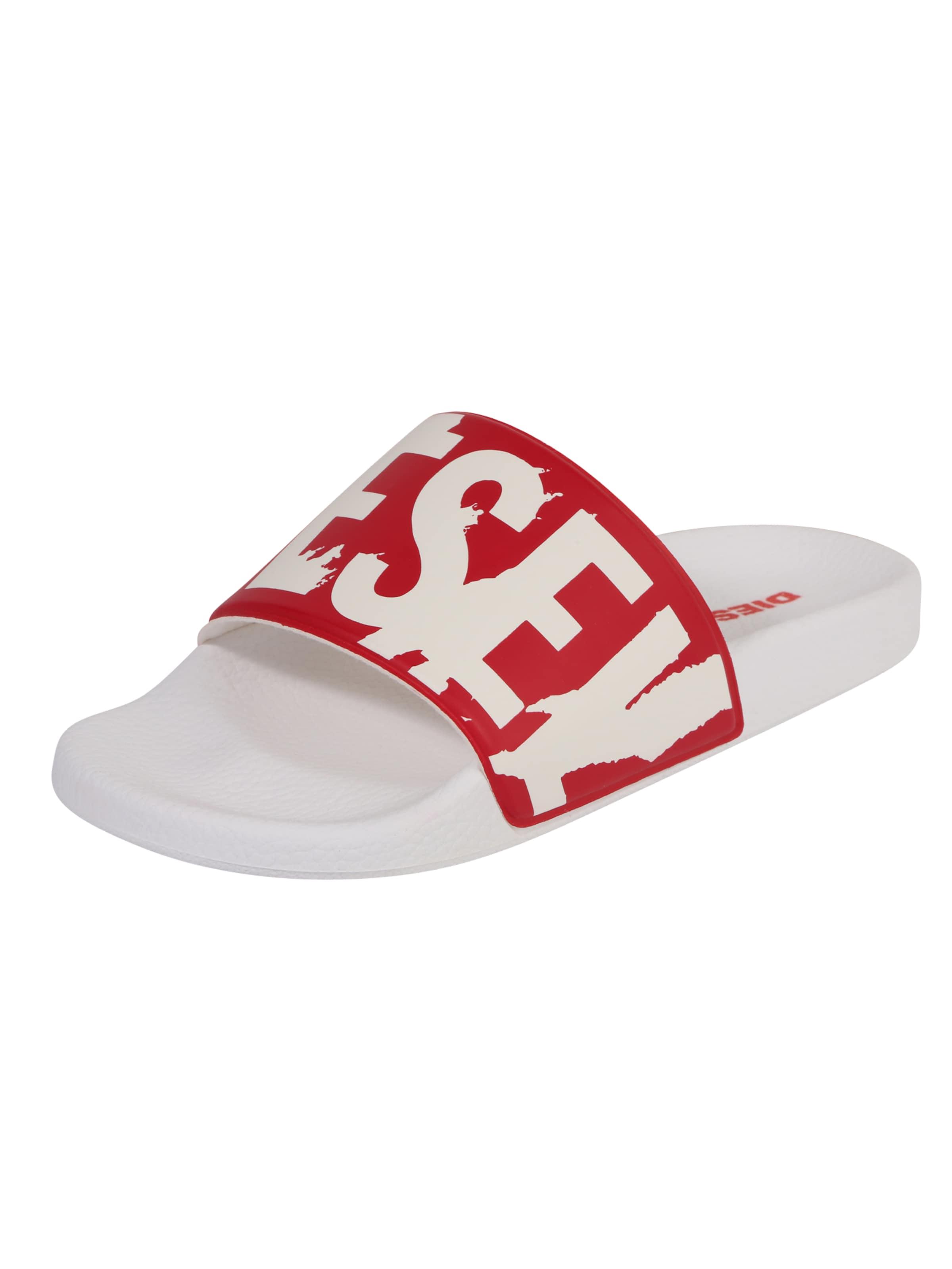 DIESEL Pantoletten SA-MARAL Verschleißfeste billige Schuhe