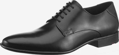 LLOYD Schnürschuhe 'Nik' in schwarz, Produktansicht
