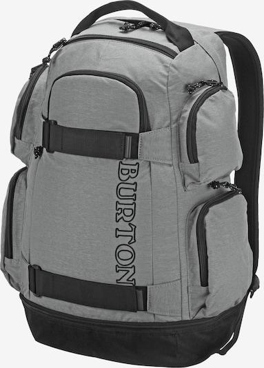 BURTON Sportrugzak 'DISTORTION PACK X' in de kleur Grijs / Zwart, Productweergave