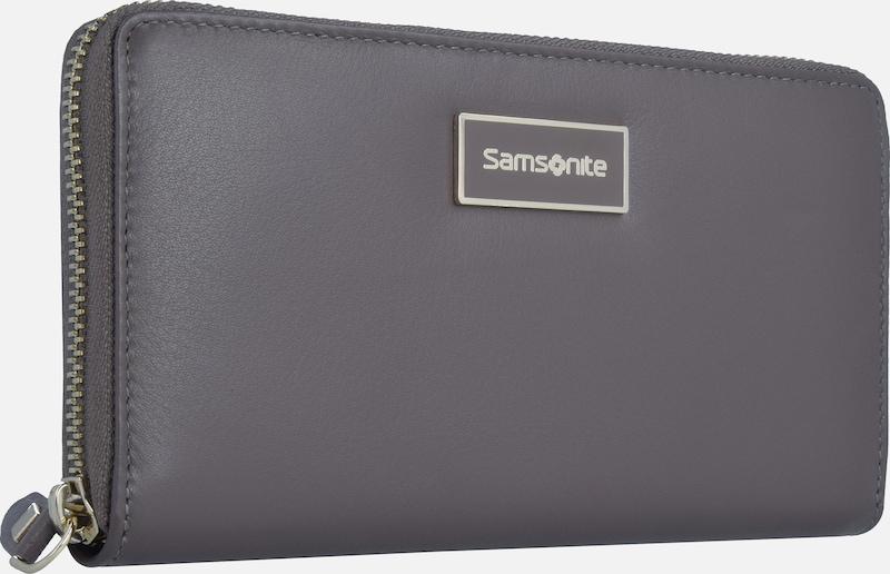 SAMSONITE Karissa 319 Geldbörse Leder 19 cm