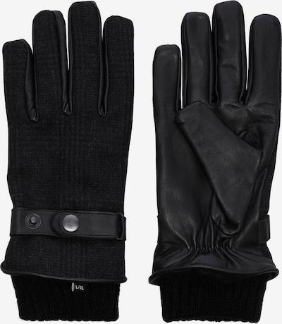 JACK & JONES Handschuhe in schwarz, Produktansicht