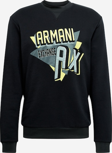 ARMANI EXCHANGE Sweatshirt '3HZMAJ' in schwarz, Produktansicht