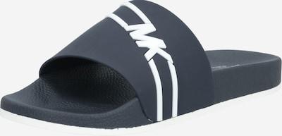 Michael Kors Slipper '42S0JSFA2Q' in dunkelblau / weiß, Produktansicht