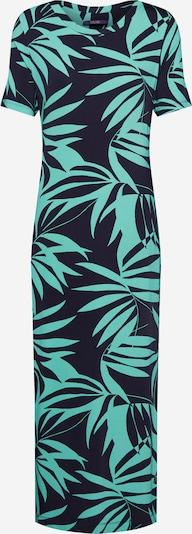 LAUREL Kleid in grün / schwarz, Produktansicht