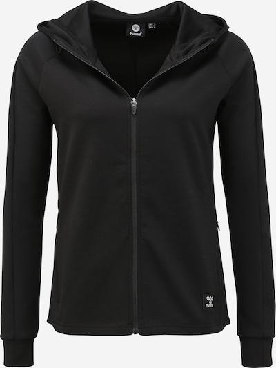 Hummel Sweatjacke 'ESSI' in schwarz, Produktansicht
