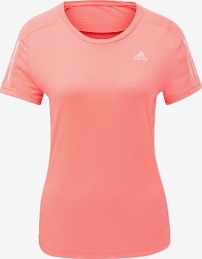 ADIDAS PERFORMANCE T-Shirt 'Own the Run' in rosa / weiß, Produktansicht