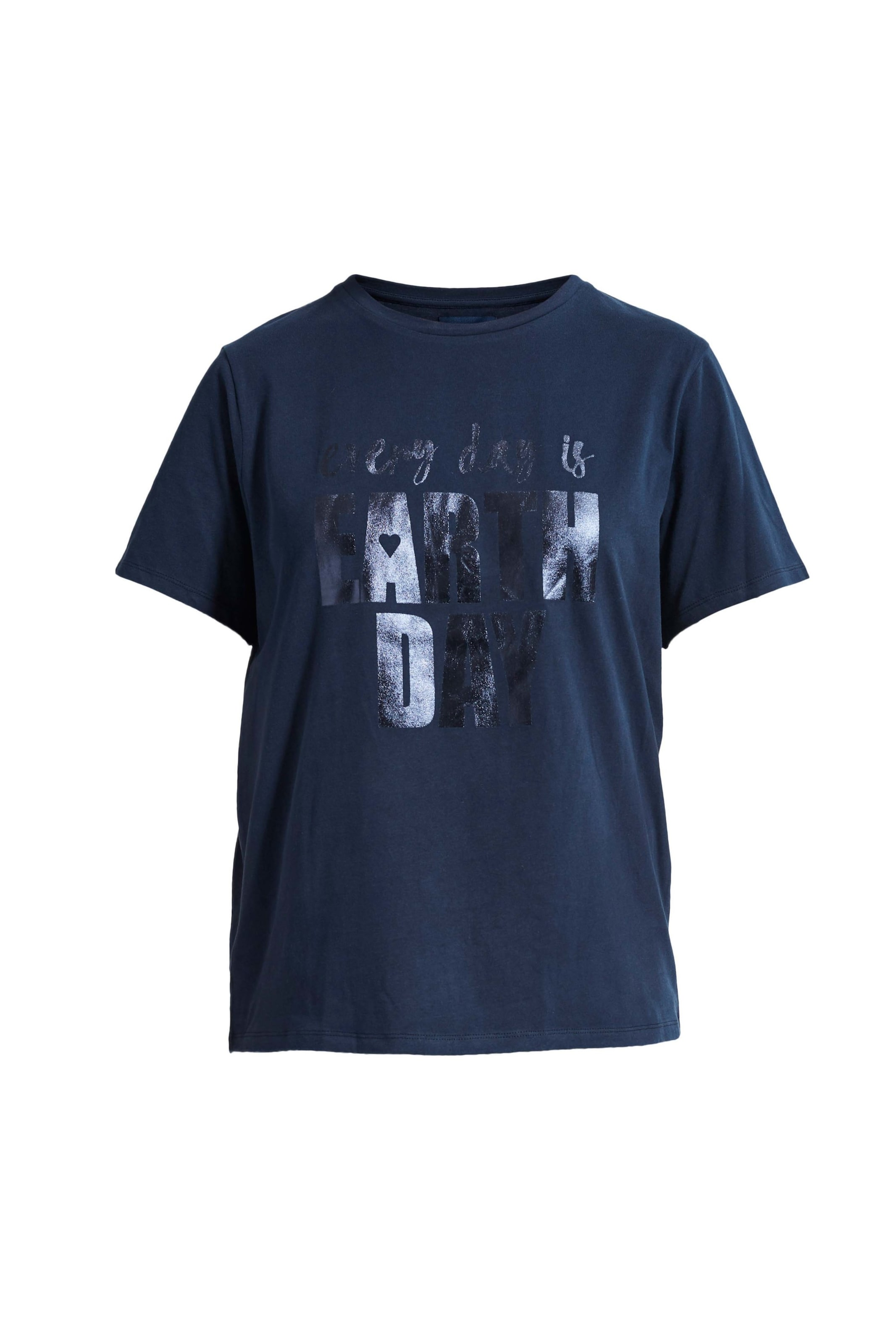In T 'lovely NavySilber Day' shirt Laurie OXuwkilPZT