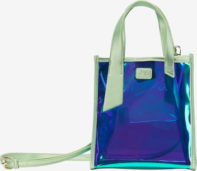 MYMO Handbag in Blue / Mint, Item view