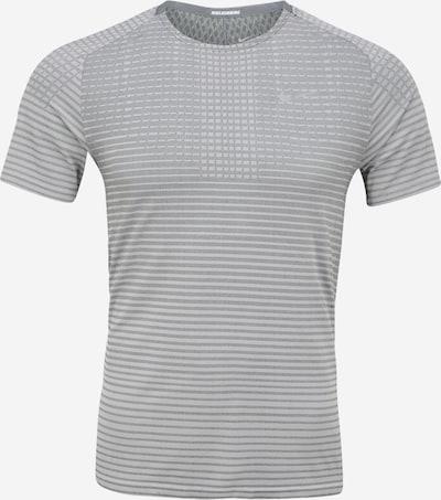 NIKE Shirt in grau / hellgrau, Produktansicht