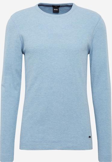 BOSS Trui 'Tempest' in de kleur Lichtblauw, Productweergave