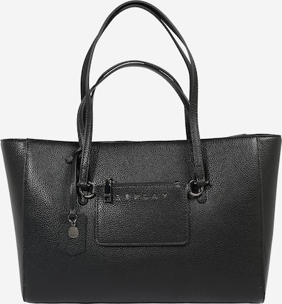 REPLAY Torba shopper w kolorze czarnym, Podgląd produktu