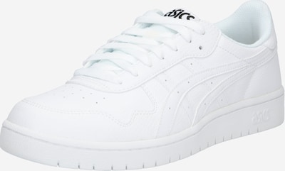 ASICS SportStyle Baskets basses 'Japan' en blanc: Vue de face