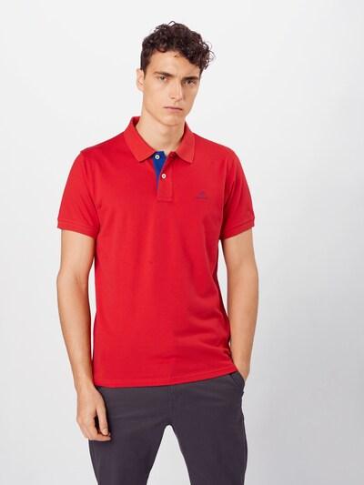 GANT Poloshirt in rot: Frontalansicht
