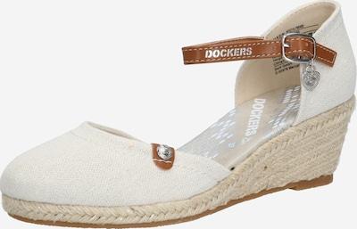 Dockers by Gerli Sandale in beige, Produktansicht