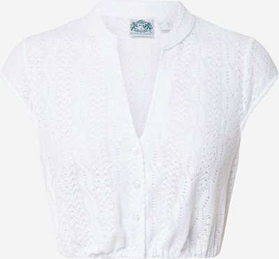 HAMMERSCHMID Dirndl bluza 'Heidi' u bijela, Pregled proizvoda