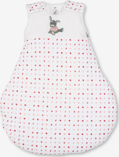 STERNTALER Schlafsack 'Emmi' in mischfarben / rosa, Produktansicht