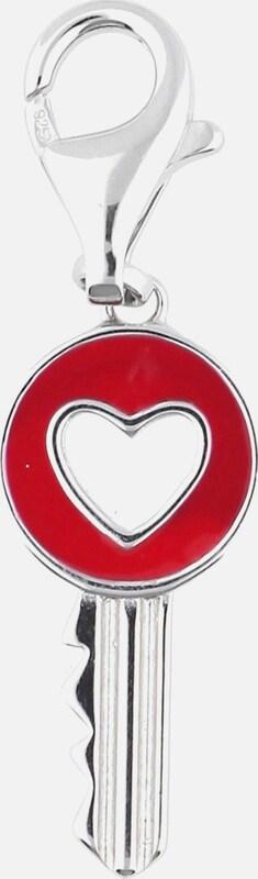 ESPRIT Charm 'Pink Heart Key'