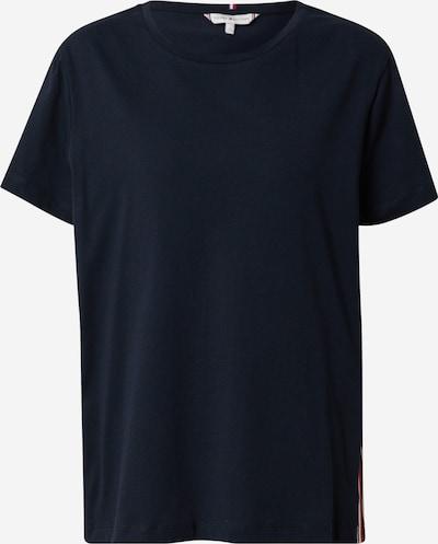 TOMMY HILFIGER Shirt 'THEA' in de kleur Donkerblauw, Productweergave