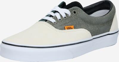 VANS Baskets basses 'UA Era' en crème / gris / émeraude, Vue avec produit