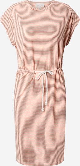 ARMEDANGELS Letnia sukienka 'LAAIKO PRETTY STRIPES' w kolorze pomarańczowo-czerwony / offwhitem, Podgląd produktu
