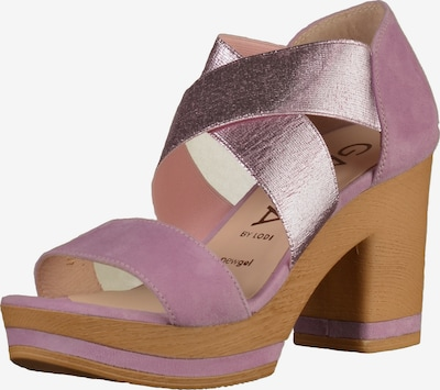 GADEA Sandalen in lila / lavendel, Produktansicht