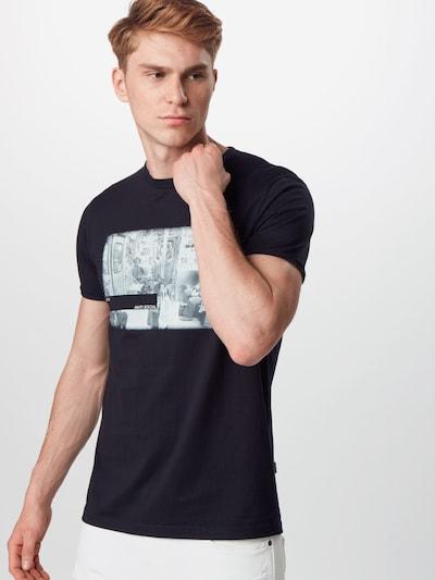 !Solid Koszulka w kolorze mieszane kolory / czarnym: Widok z przodu