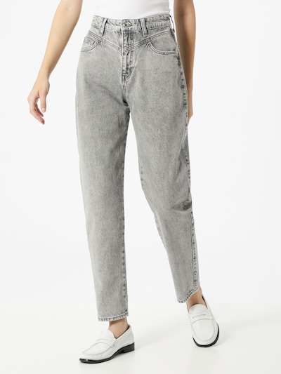 Mavi Jeans 'Lola' in grey denim, Modelansicht