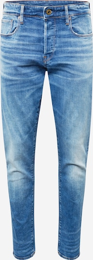 G-Star RAW Jeans '3301 Tapered' in blue denim, Produktansicht