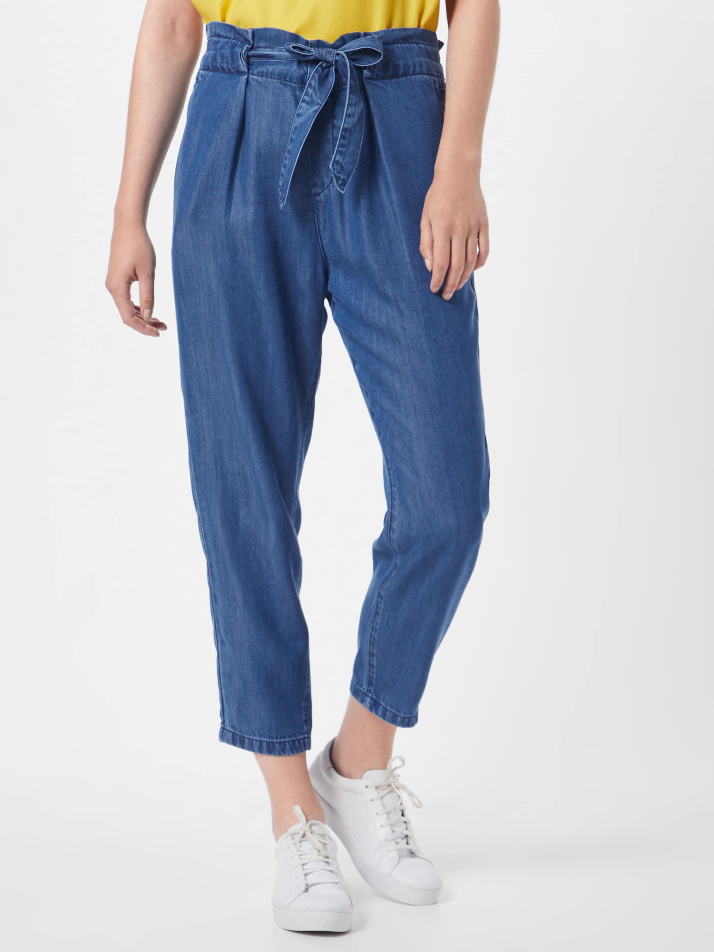 Blue Label Hose S oliver Jeansoptik Denim Red In qUSzpGMV
