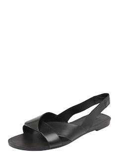 Elegantní černé sandály 'Tia' značky VAGABOND SHOEMAKERS