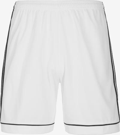 ADIDAS PERFORMANCE Shorts 'Squadra 17' in schwarz / weiß, Produktansicht